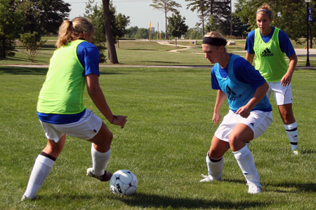 Women's Soccer Picked Fifth in NAC Preseason Poll