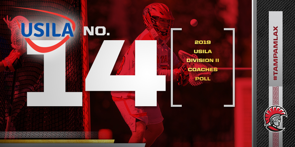 Men's Lacrosse Climbs Poll to No. 14