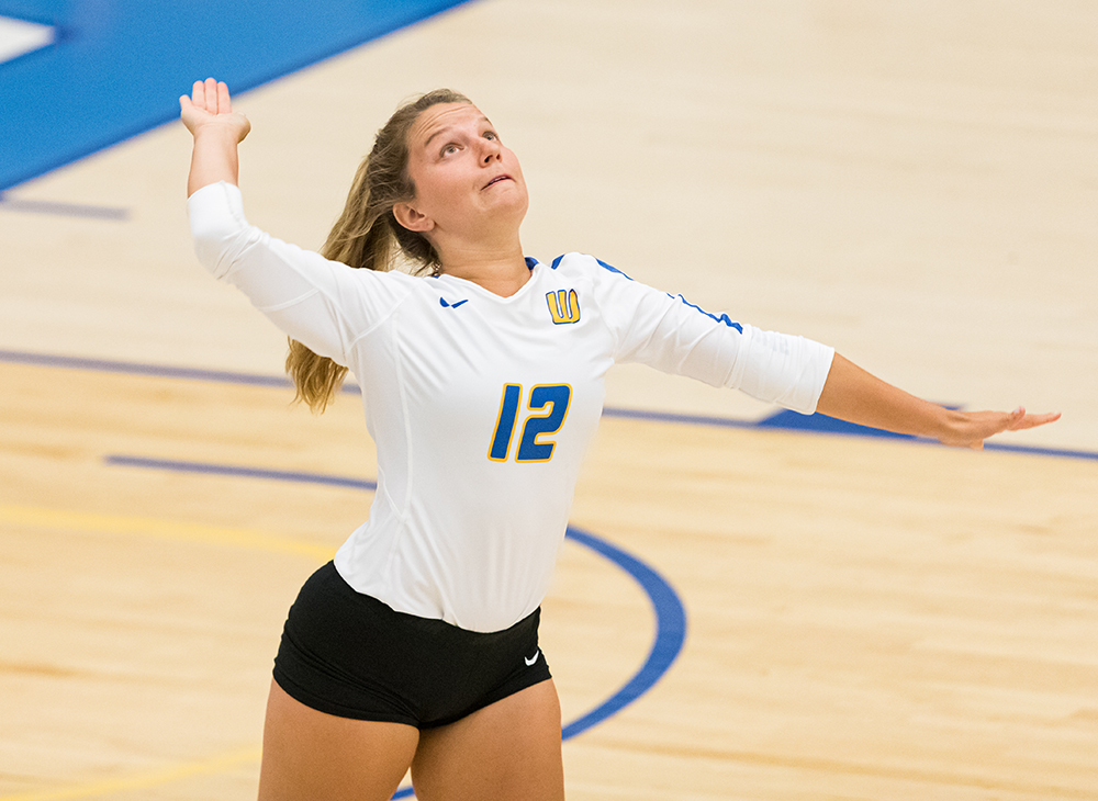 Women's Volleyball Tamed by Keene State