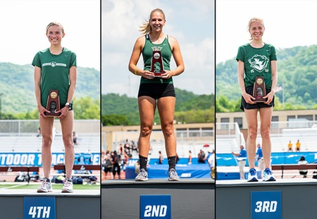 Washington University Women Hold an Early Lead at NCAA Division III Outdoor Track and Field Championships