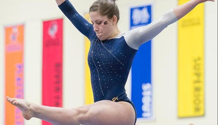Women's Gymnastics Closes Regular Season in La Crosse