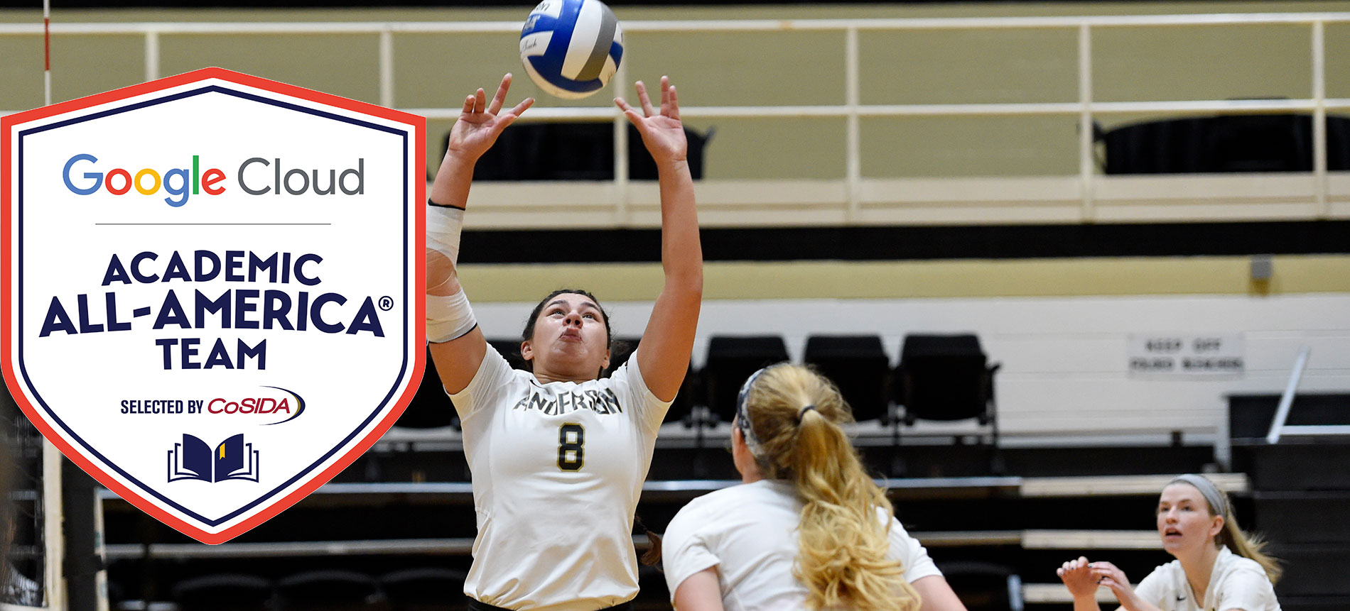 Conlin Earns First-Team Academic All-America Honors
