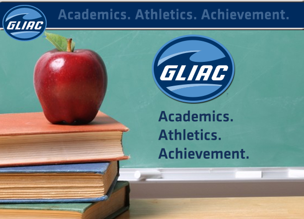 1,129 Student-Athletes Achieve GLIAC Fall All-Academic & All-Excellence Recognition
