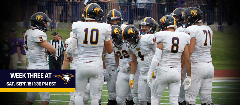 Week Three Preview | Grizzlies Look to Bounce Back in HCAC Opener at Anderson