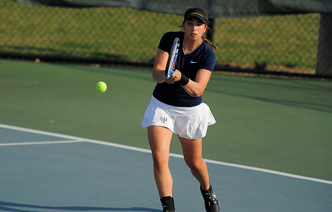 Diplomats Compete at ITA Regional Championships