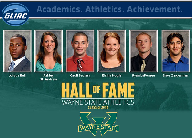 Wayne State Announces 2016 Hall of Fame Class