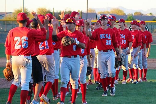 T-Birds Battle Gauchos Till Final Out, Mesa Conquers, 9-8
