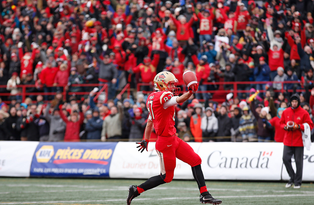 Laval Rouge et Or: Canada's university football dynasty