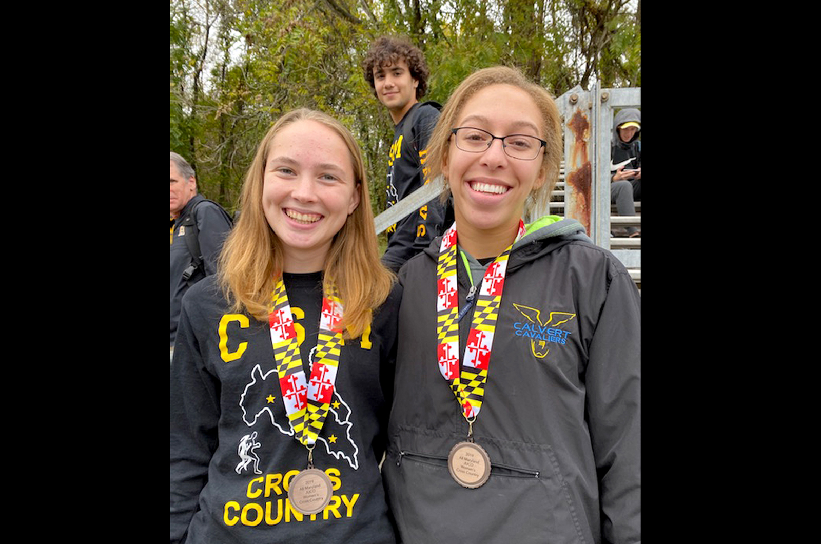 Two Hawks Earn All-Region, All-Conference Honors at Region XX, MDJUCO Meet