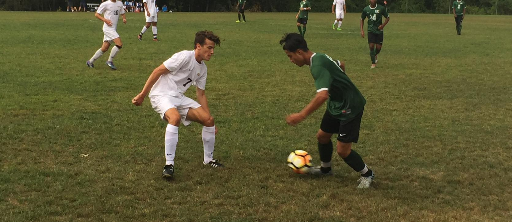 Gatots Shutout in 2-0 Loss at Worcester State