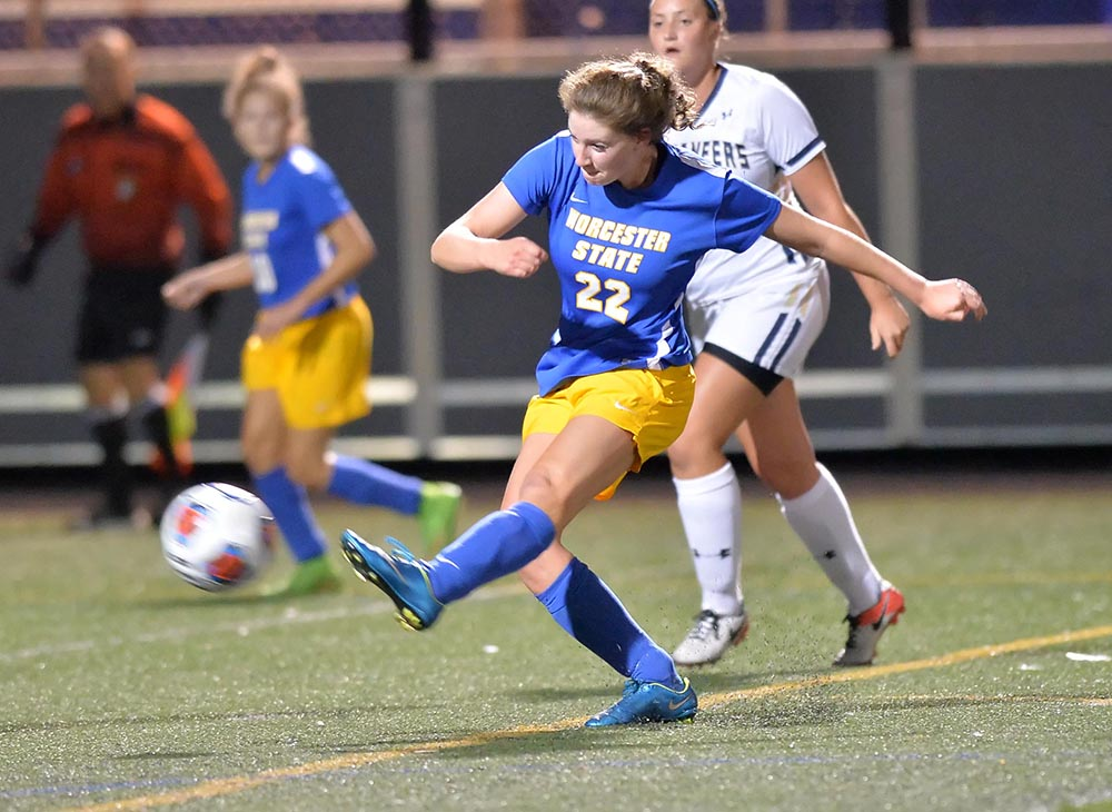 Late Goal from DiPilla Advances Lancers to MASCAC Championship Game