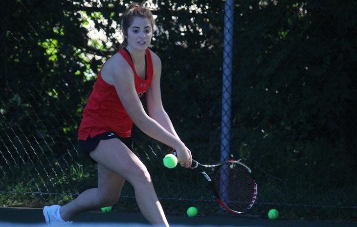 Women's Tennis Bests Salem State 6-3 in Home-Opener