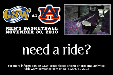 Men's basketball vs. Auburn