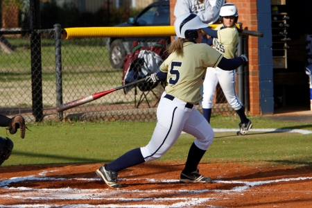 Lady 'Canes split doubleheader with Augusta State