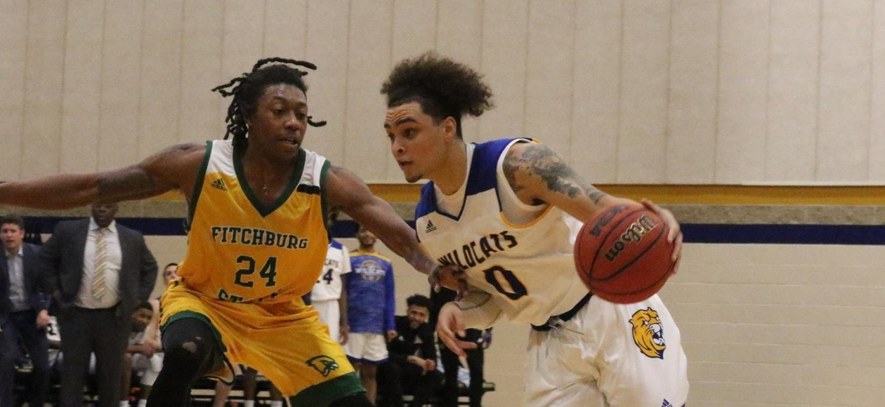 Men's Basketball Pulls Away From Colby-Sawyer 76-58