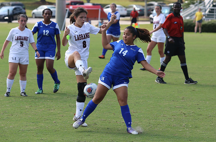 Women's Soccer: Agnes Scott pulls away from Panthers for USA South win
