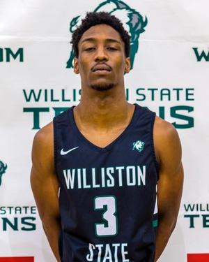 James Jones, Men's Basketball, Sophomore, WSC, 2/13/19