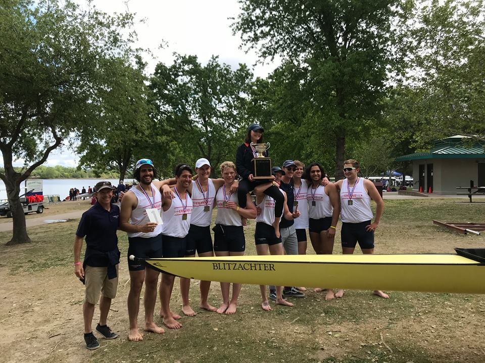 Novice boats dominate field at WIRA Championships