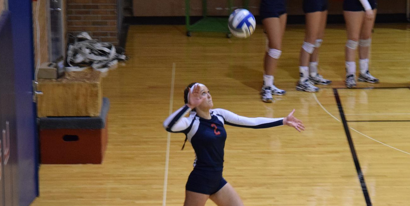 Cardinals Outlasted by Wildcats in Four Sets