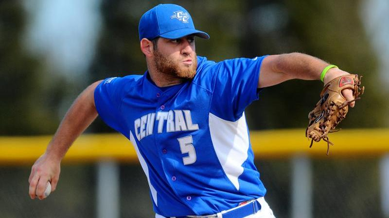 Baseball Completes Weekend Sweep of Wagner