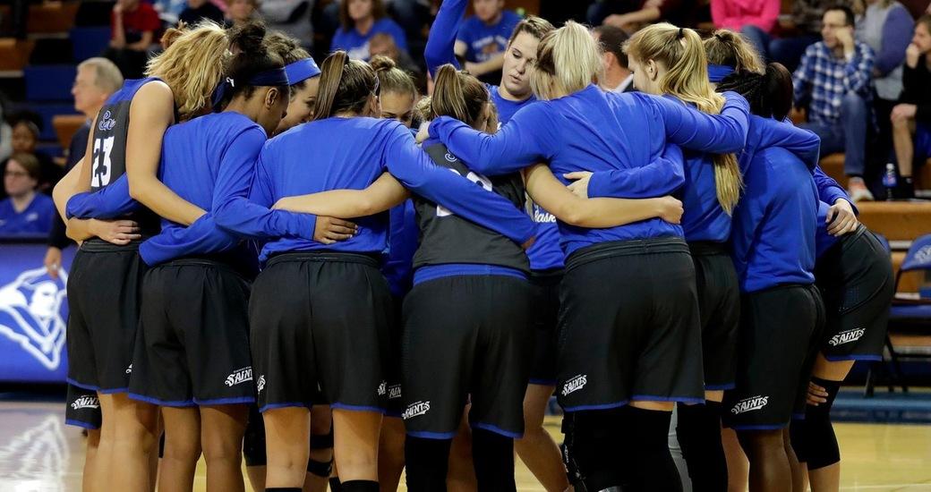 No. 4 Thomas More Runs Past Whitworth 104-65 on West Coast