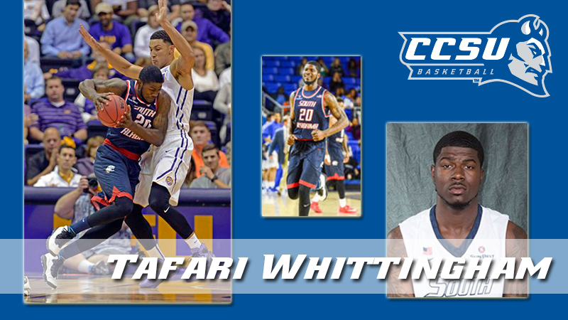 Men's Basketball Announces Addition of Tafari Whittingham