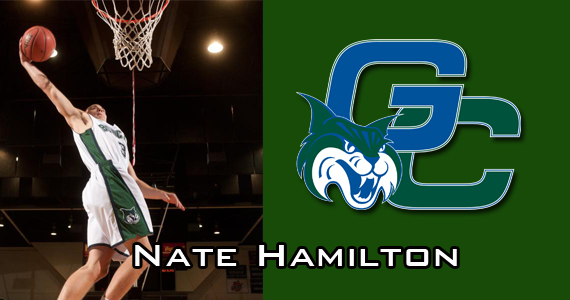 Hamilton Named Bobcat Athlete of the Week