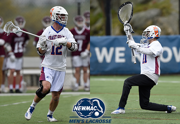 Johnson and McNulty Earn Major Awards, Seven Others Earn All-Conference Honors