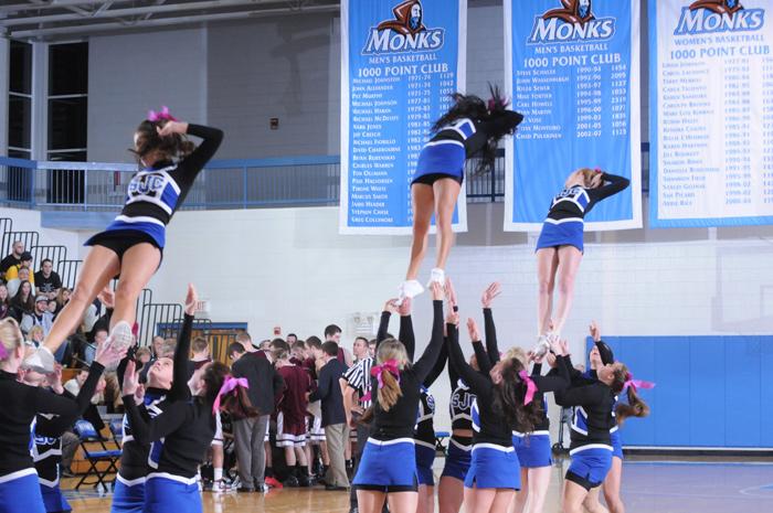 Saint Joseph's College Club Cheerleading - Saint Joseph's College ...