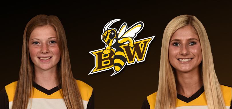 Freshmen Anna Wenzinger and Olivia Kane scored their first collegiate goals in BW's 2-0 win over Thomas More (Ky.)