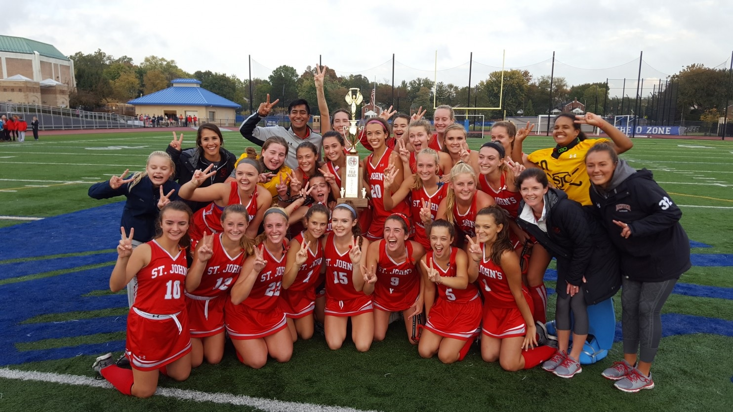 2016 Field Hockey Champions St. John's College