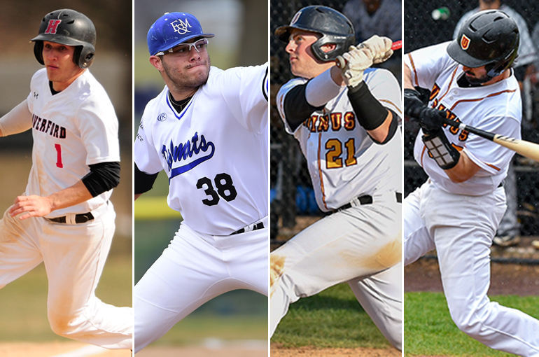 All-CC Baseball Team; Mumme, Cole Earn Top Awards