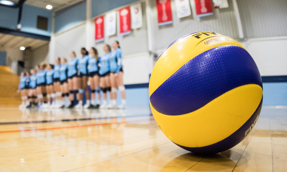 Women's volleyball sweeps Cambrian, Boreal for first conference victories