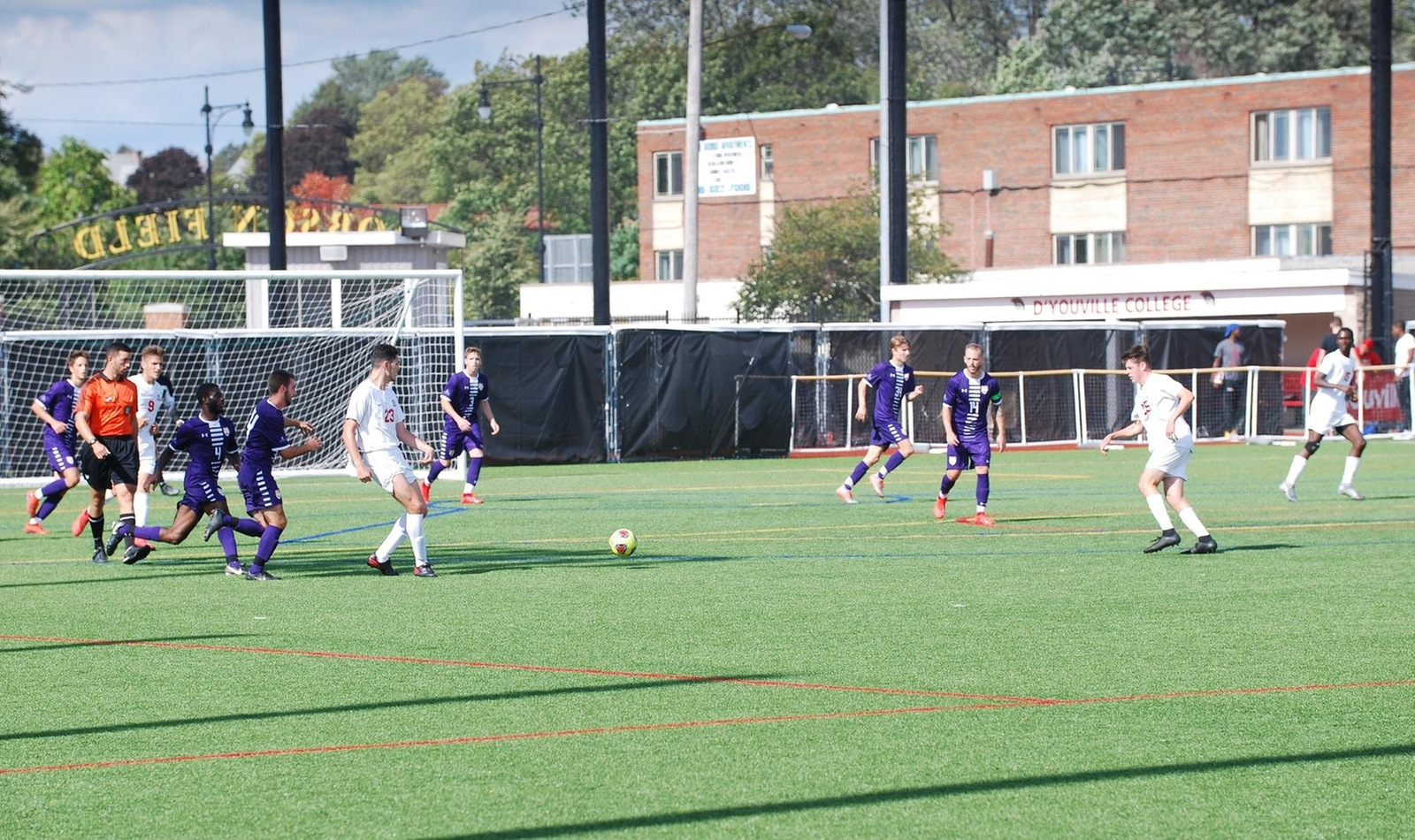 Men's Soccer Shuts Out Alfred to Close Out Weekend