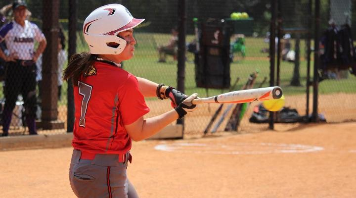 Softball Blanked by Dominican (Ill.), Edged by Albion