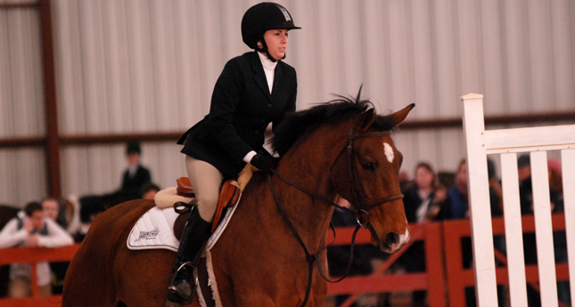 Hornets Compete in Regionals; Two Riders Advance to Zones