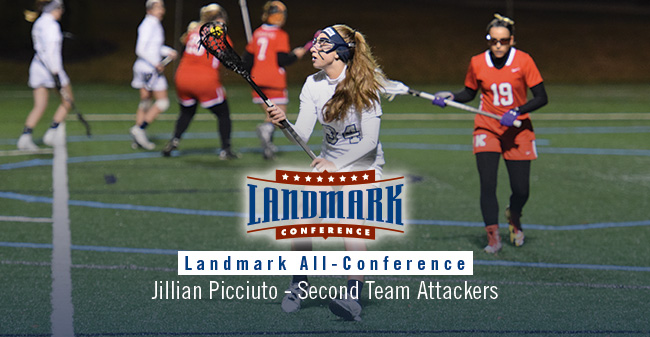 Picciuto Selected to 2017 Landmark All-Conference Second Team
