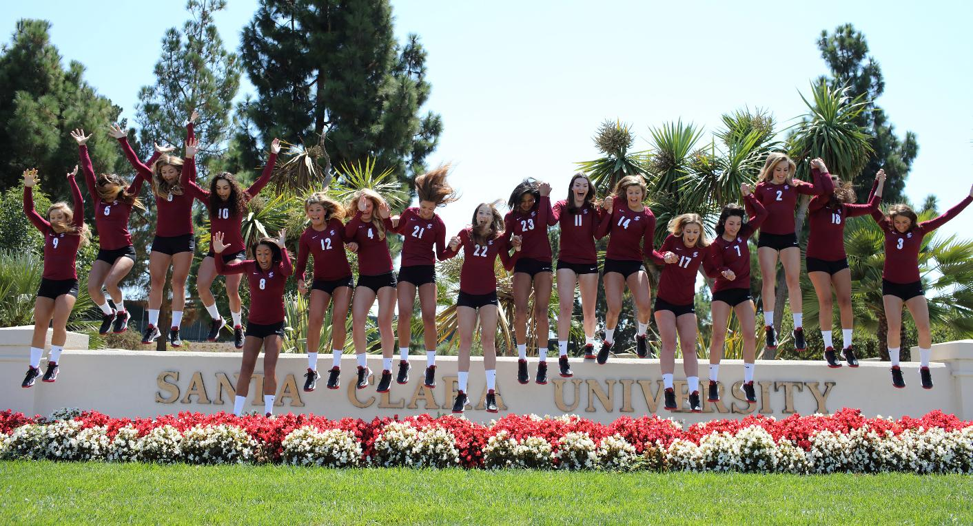 Bronco Volleyball Opens 2014 Season With East Coast Swing