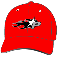 Palomar College Comets Hat with Logo