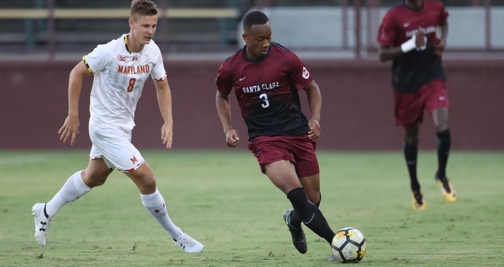 Men's Soccer Finishes Nonconference Play at No. 1 Indiana