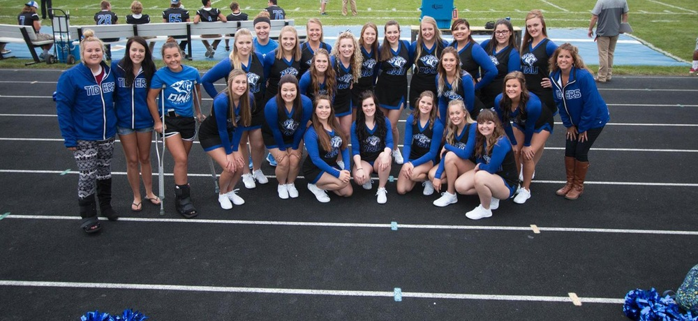 Xtreme Cheer and Dance Challenge comes to DWU