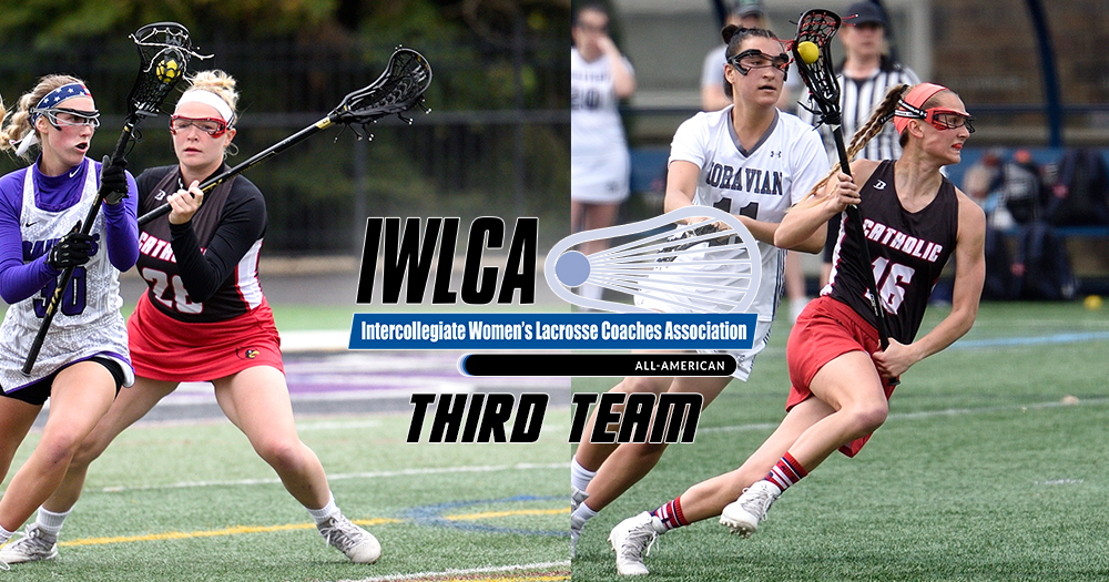 Dugan, Lyons Named to IWLCA All-American Third Team