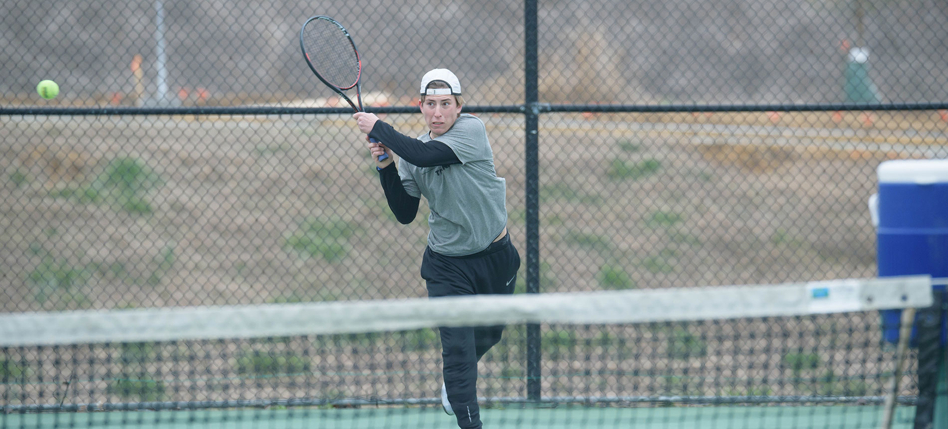 Men's Tennis Defeats Limestone; 4-1