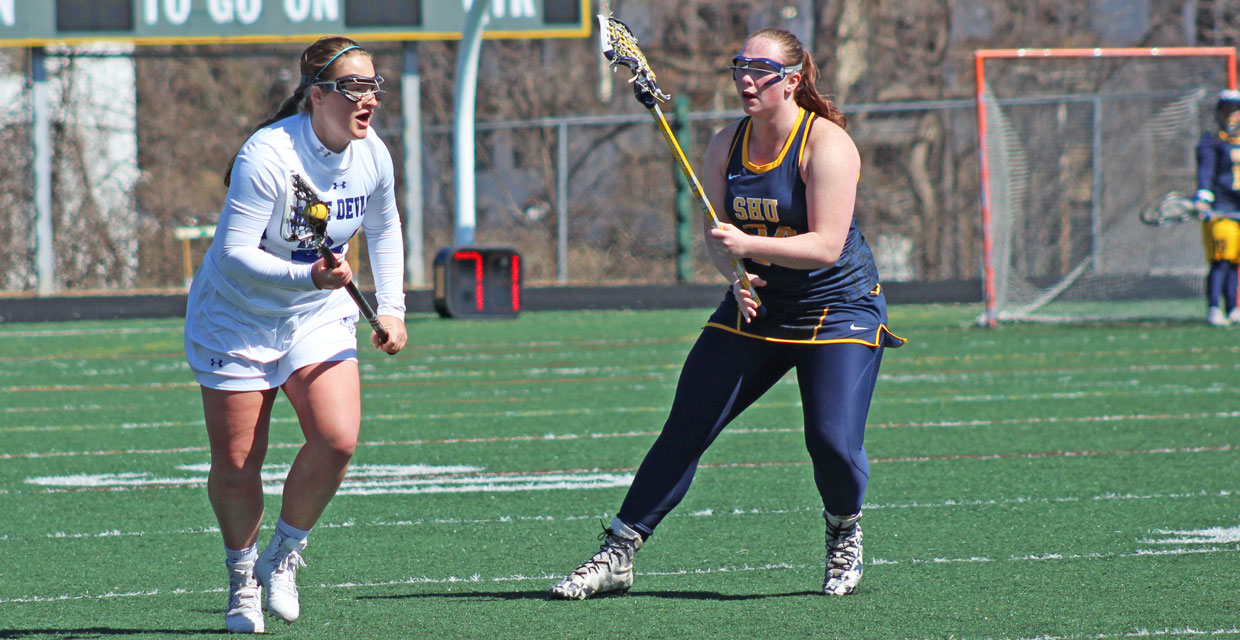 Women's Lacrosse Opens First WHAC Game of Season with 13-10 Win Against Siena Heights