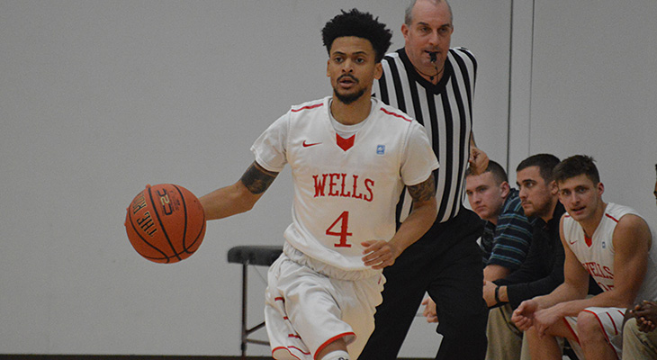 Perimeter Game Leads Wilson Past Men's Basketball