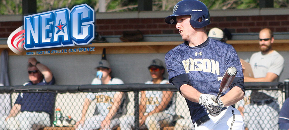 Gallaudet's Cameron Upton named to All-NEAC second team