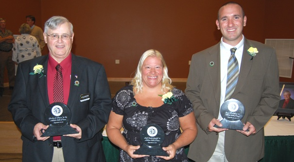 Three inducted in Lyndon Athletics Hall of Fame