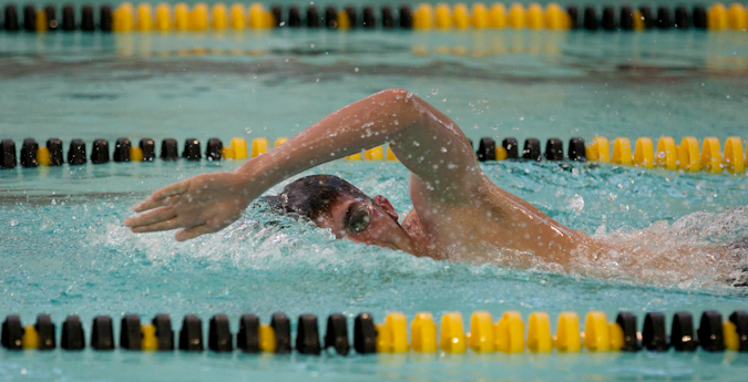 Pirate swimmers cruise to win at Austin College