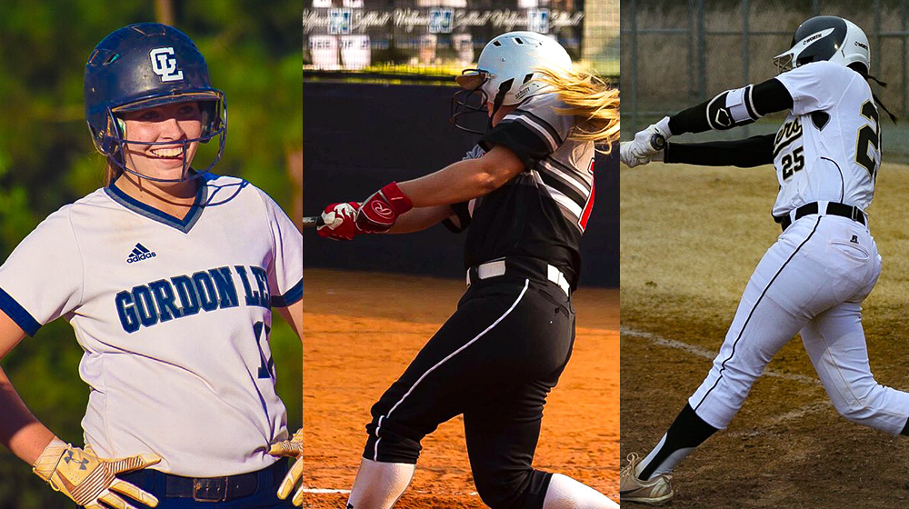 Tech softball inks three for 2019-20 roster