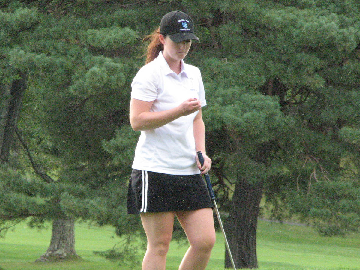 Women's Golf Takes Sixth at ECAC Championships